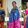 Naaree Interviews Kavea R Chavali, Anchor and Co-Founder, Kalaneca Uppada Sarees